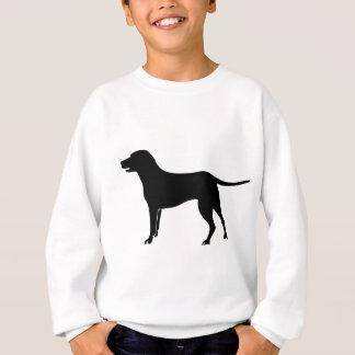 Sweatshirt Position de chien