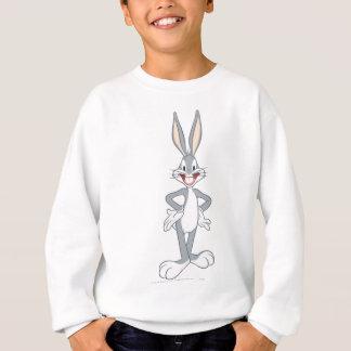 Sweatshirt Position de ™ de BUGS BUNNY