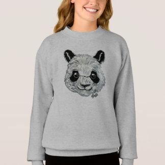 Sweatshirt Pour des enfants - le chandail de panda de la