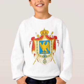 Sweatshirt Premier manteau d'empire des bras français (1804)