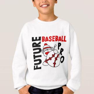 Sweatshirt Pro singe de chaussette de futur base-ball