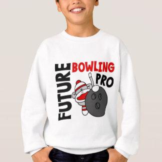 Sweatshirt Pro singe de chaussette de futur bowling