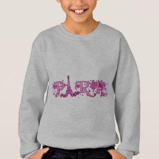 Sweatshirt Produits assez roses de Paris