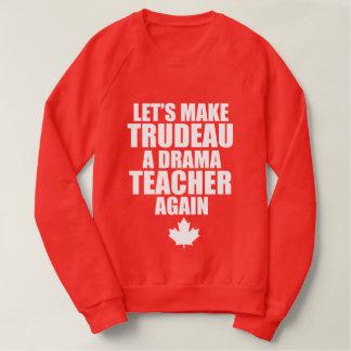 Sweatshirt Professeur canadien de drame