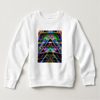 Sweatshirt PYRAMIDE - appréciez le spectre d'énergies curatif