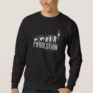 Sweatshirt Pyrolution - The évolution of Pyros