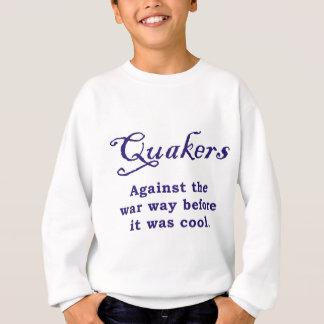 Sweatshirt Quakers - guerre