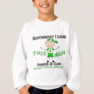 Sweatshirt Quelqu'un amour d'I - syndrome de Tourettes