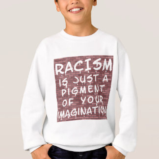Sweatshirt Racisme - graffiti