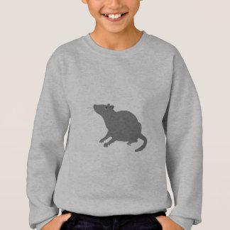 Sweatshirt Rat mignon