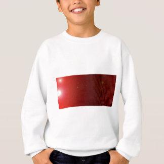 Sweatshirt red halo