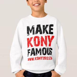 Sweatshirt Rendez Kony célèbre - Kony 2012