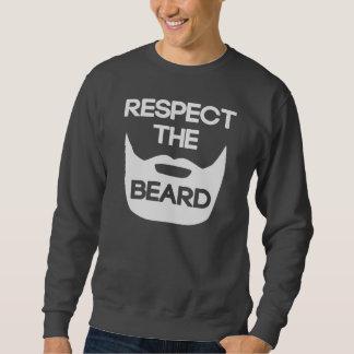 Sweatshirt Respectez la barbe