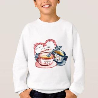 Sweatshirt Rétro Saint-Valentin vintage