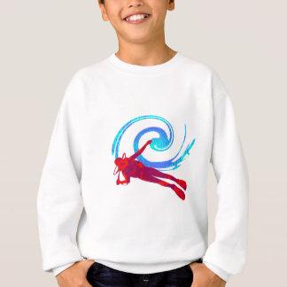 Sweatshirt Rêves de scaphandre