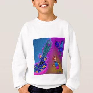 Sweatshirt Rêves d'ukulélé