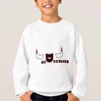 Sweatshirt Ridicule