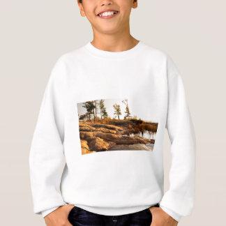 Sweatshirt Rivage rocheux d'île