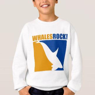 Sweatshirt Roche de baleines !