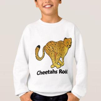 Sweatshirt Roche de guépards !