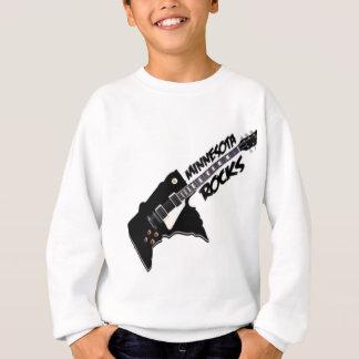 Sweatshirt Roches du Minnesota !