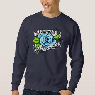 Sweatshirt Rose de bleu j'étais par le passé les chemises