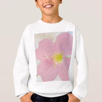 Sweatshirt rose de primevère