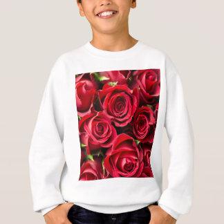 Sweatshirt Roses rouges de Saint-Valentin