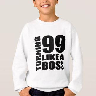 Sweatshirt Rotation de 99 comme des conceptions d'un