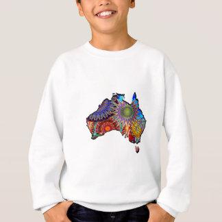 SWEATSHIRT ROYAUME AUSTRALIEN