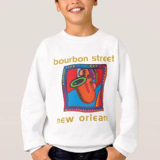 Sweatshirt Rue la Nouvelle-Orléans de Bourbon