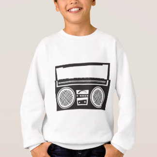 Sweatshirt Sableuse de ghetto