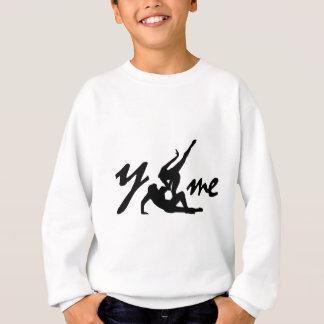 Sweatshirt saint valentin you and me