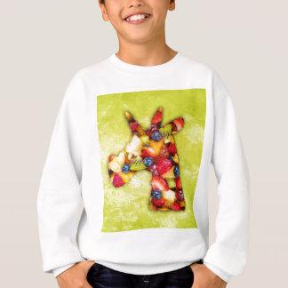 Sweatshirt Salade de fruits de licorne
