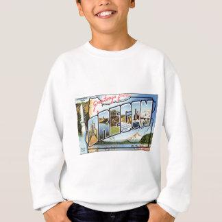 Sweatshirt Salutations d'Orégon