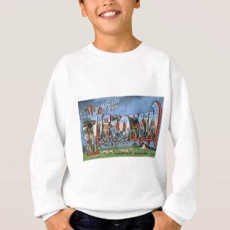 Sweatshirt Salutations du Wisconsin