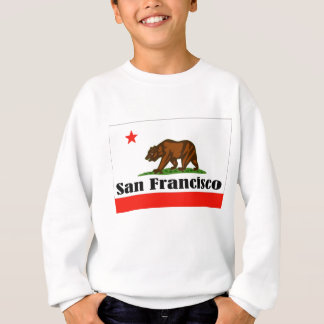 Sweatshirt San Francisco, la Californie -- Produits