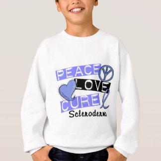 Sweatshirt Sclérodermie de traitement d'amour de paix