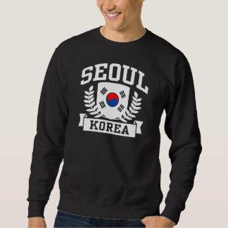 Sweatshirt Séoul Corée
