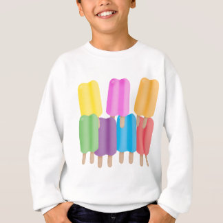 Sweatshirt Sept bruits de glace
