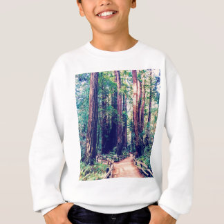Sweatshirt Séquoias de Californie
