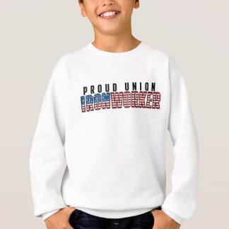 Sweatshirt Serrurier des syndicats