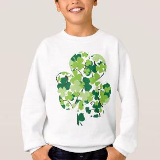 Sweatshirt shamrock