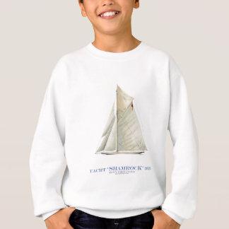 Sweatshirt Shamrock 1920