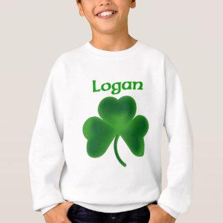 Sweatshirt Shamrock de Logan