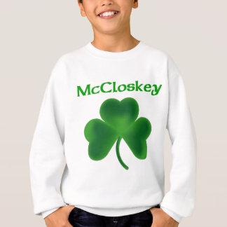 Sweatshirt Shamrock de McCloskey