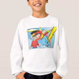 Sweatshirt SHAZAM/Billy Batson