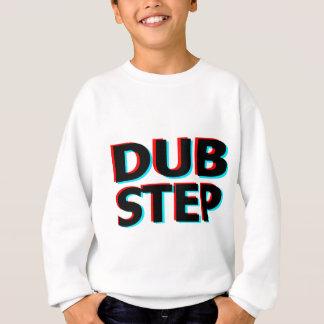 Sweatshirt Shimmy bas de techno d'étape dégoûtante de copie
