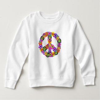 Sweatshirt Signe de paix