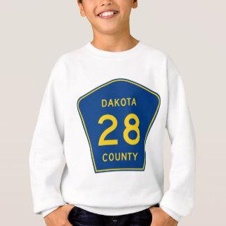 Sweatshirt signpost Dakota